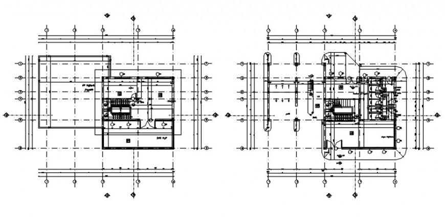Fuel maintenance service station floors sanitary installation details dwg file