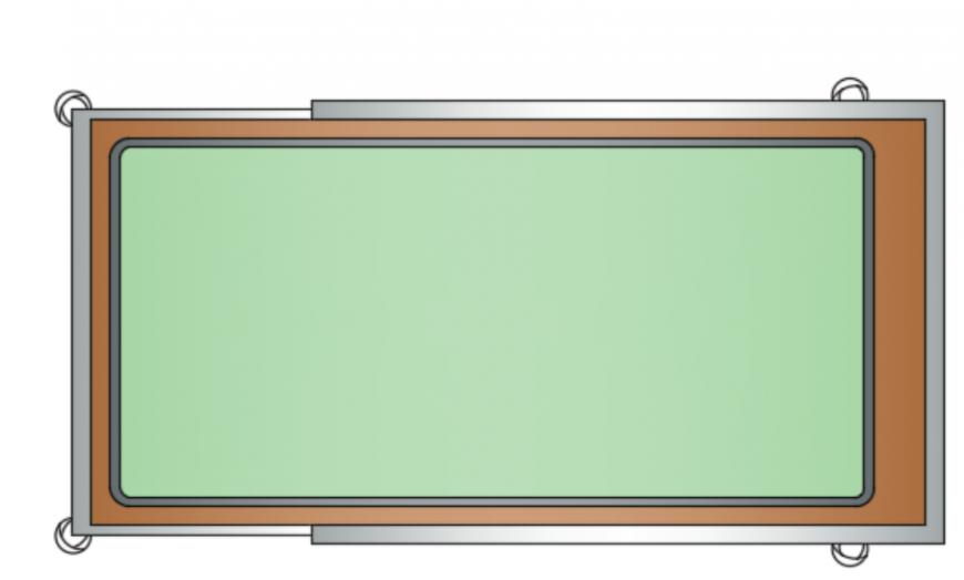Glass coffee table plan