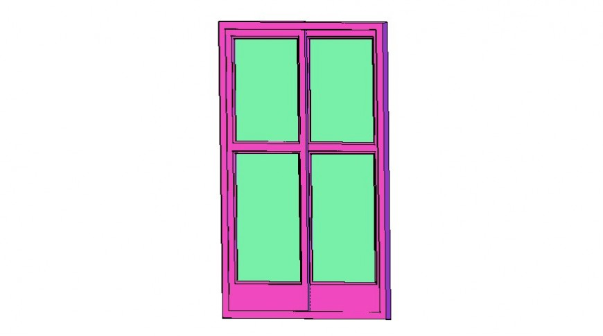 Glassdoor drawings details autocad software file