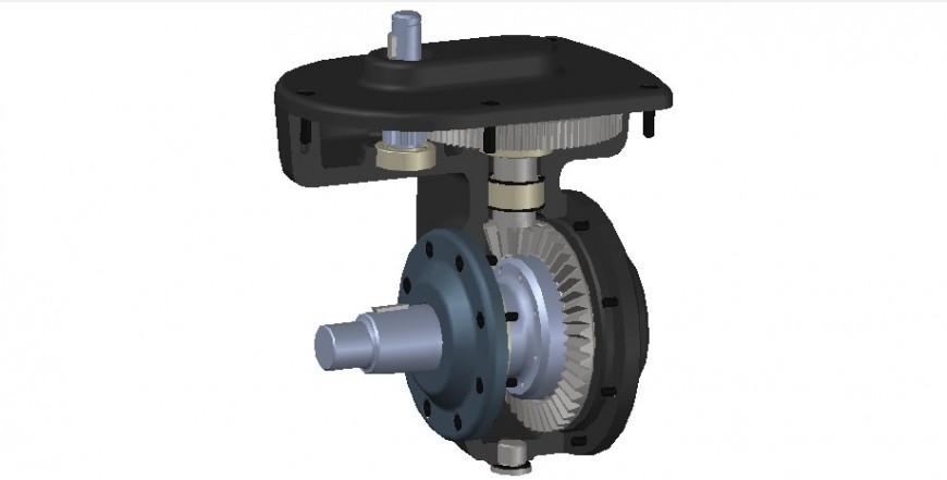 Hand pump 3d detail models