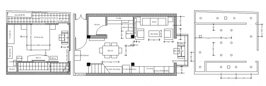 House parts architecture layout plan cad drawing details dwg file