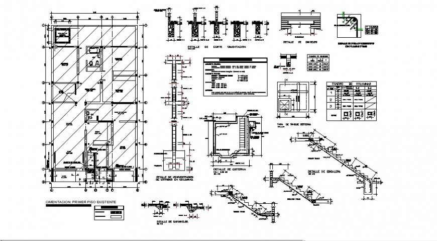 House plan and other construction units detail 2d view CAD block dwg file,