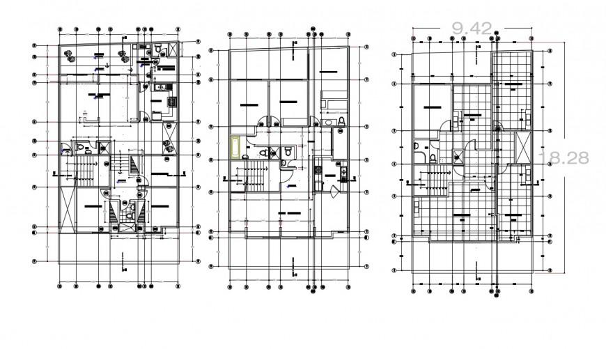 Housing 5 department autocad software