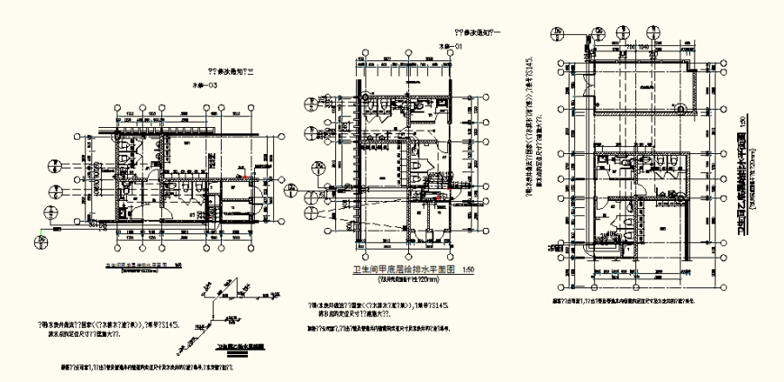 Housing apartment detail elevation and plan autocad file