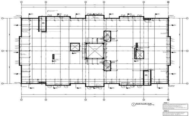institutional building terrace floor plan