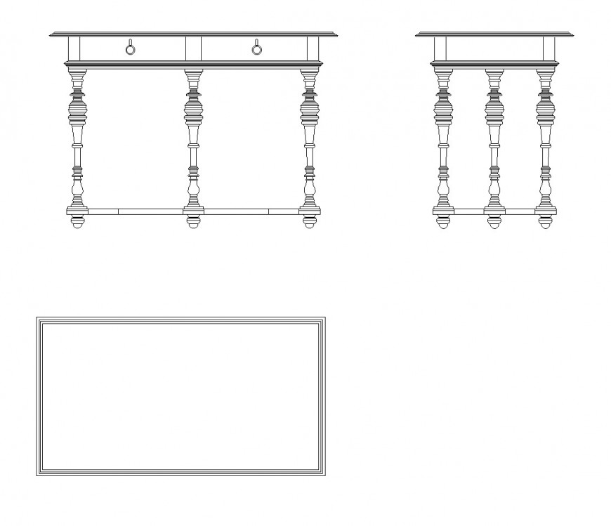 Kinds of wall cabinet CAD block autocad file