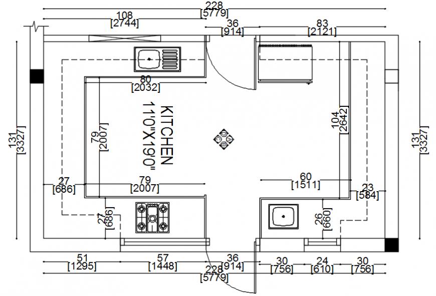 Kitchen blocks detailing file