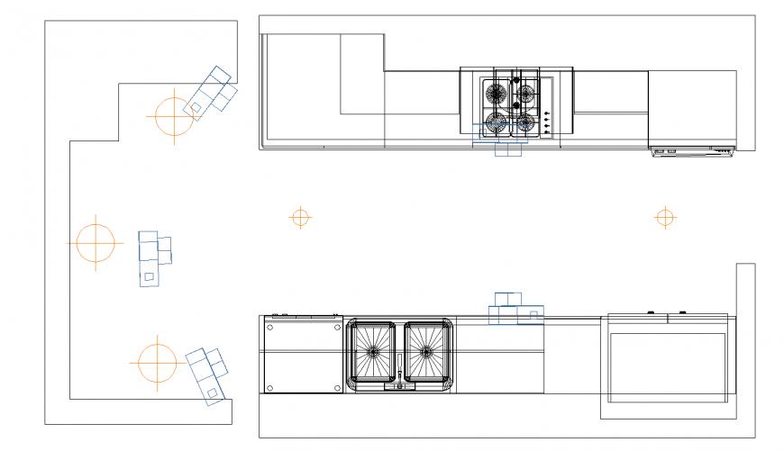 Plan Cad Drawing Details File
