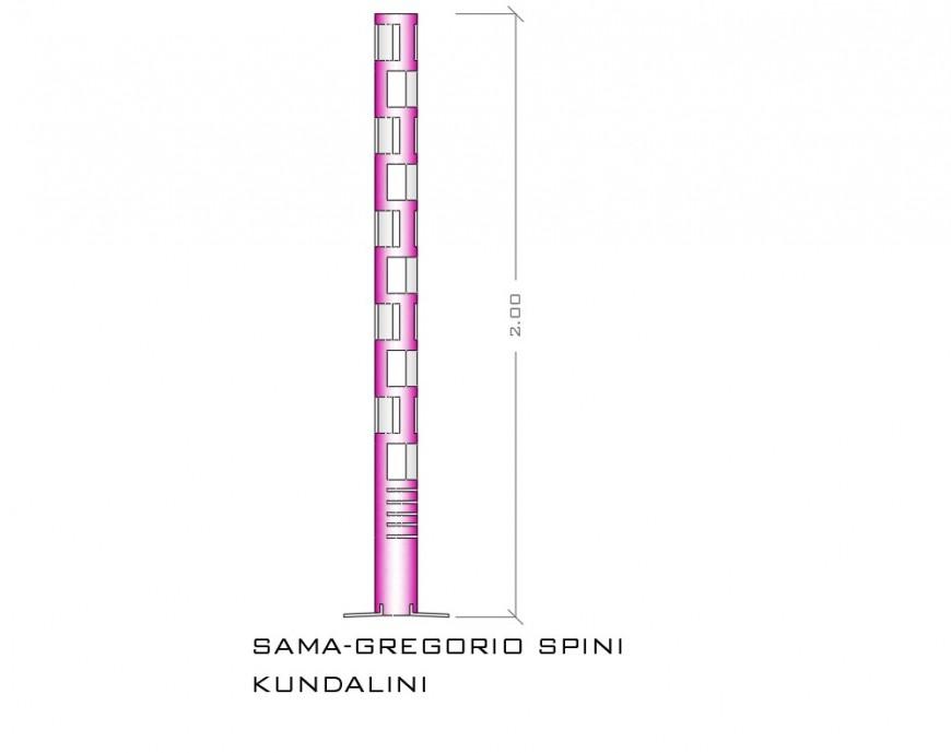 Kundalini sama section
