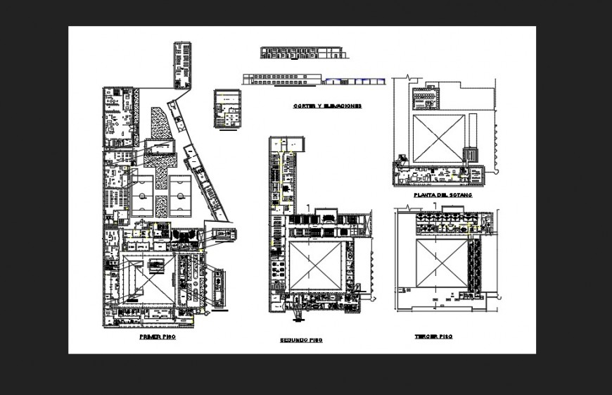 LAB. PRODUCTION, ROOM OF MACHINES, WORKSHOP OF WORK PLAN DETAIL DWG FILE.