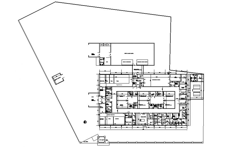 Luxuries villa framing plan structure cad drawing details dwg file