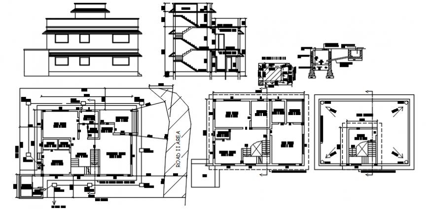 Luxurious big bungalow file