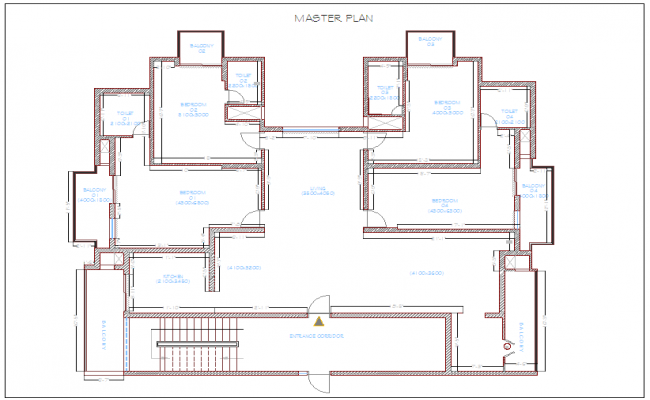 master plan for home interior