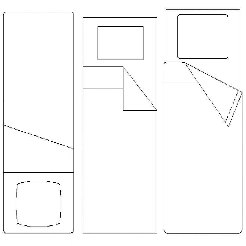 Miscellaneous single bad cad blocks design dwg file