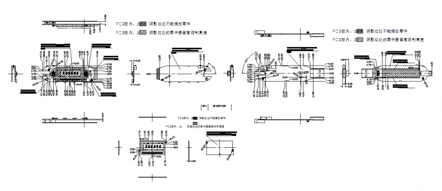 Mould mechanical industry CAD drawings autocad file