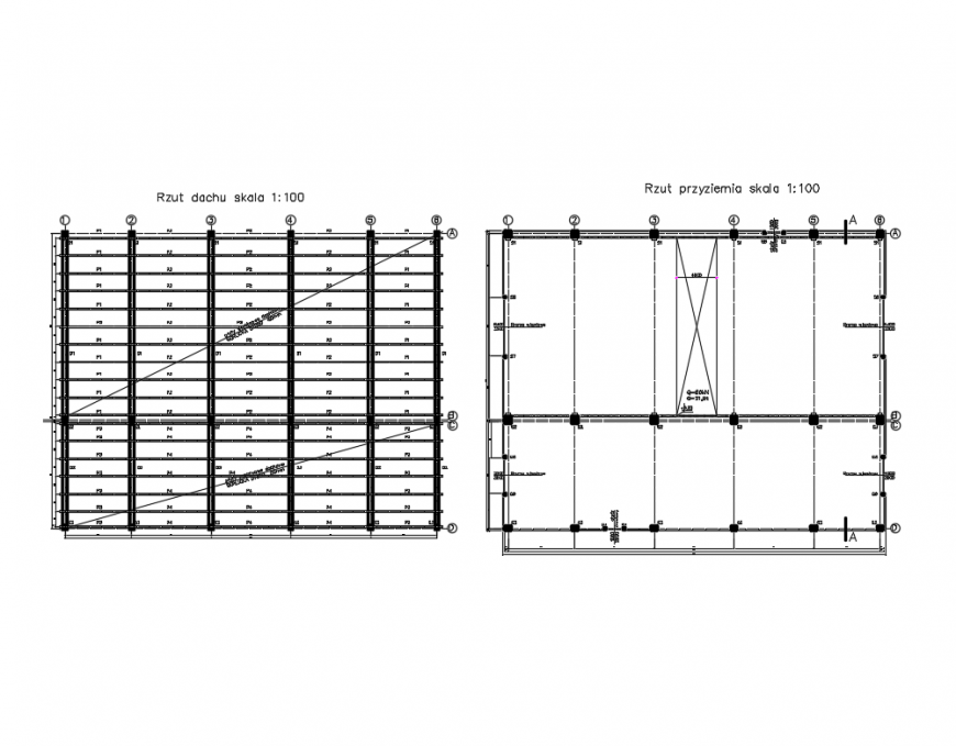 Multi-flooring education building room filing cabinet constructive sectional details dwg file