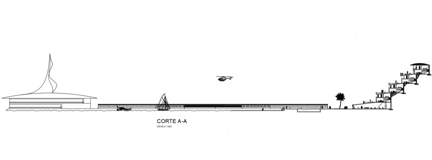 nautical club section plan