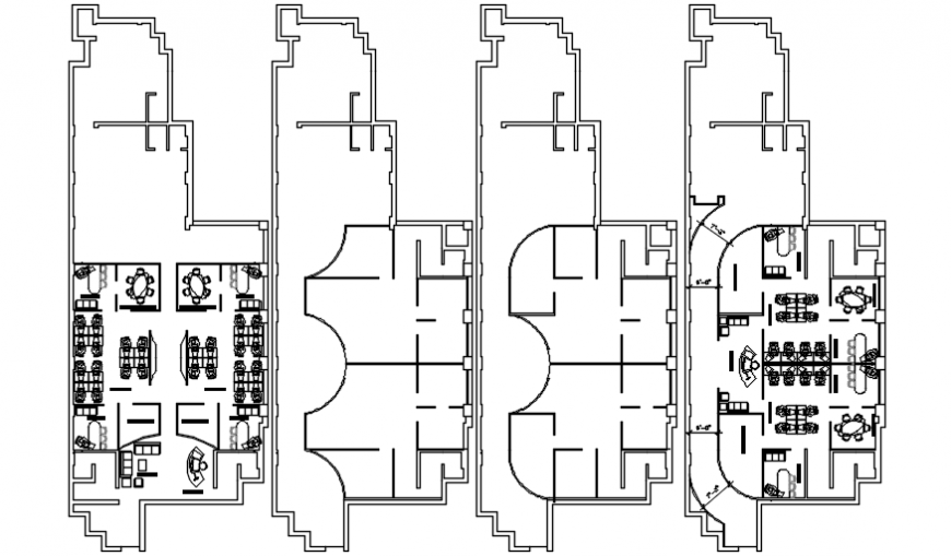 Office furniture detail