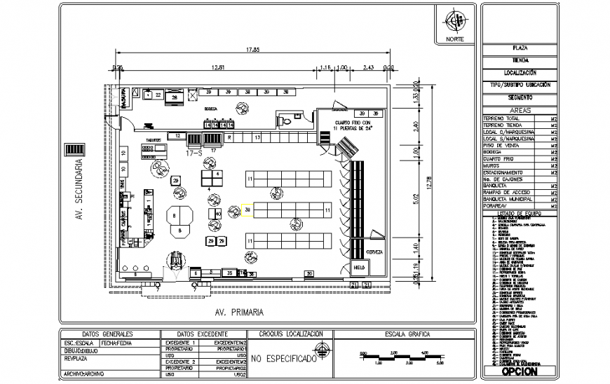 Office Interior Design Plan Lay Out Detail