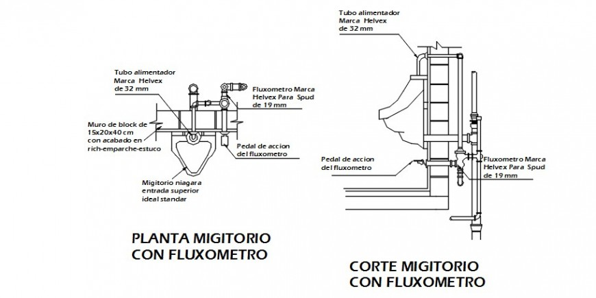 Office toilet sheet installation and plumbing structure details dwg file