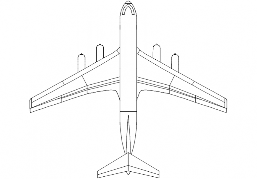 Planeback 2d model design