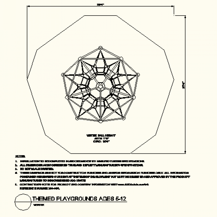 Polygon shape type autocad file