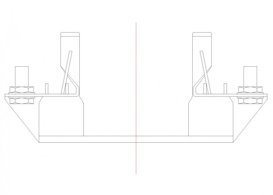 Power fuse holder plan layout file