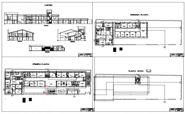 primary health care center floor plan