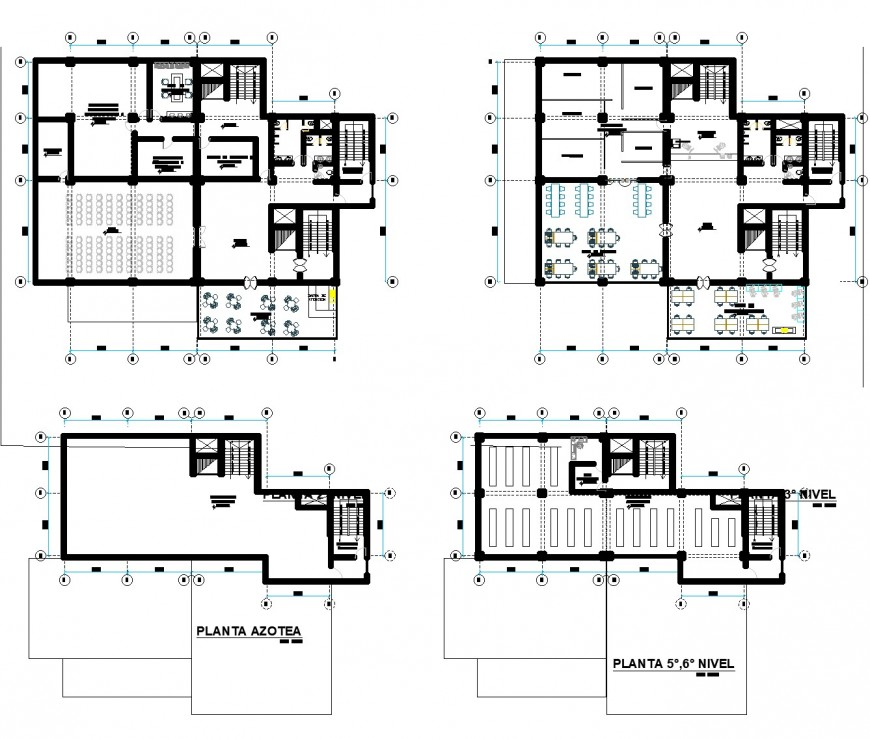 Regional building plan layout file