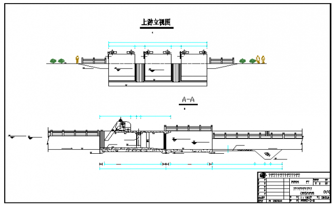 renovation layout & Section Detail