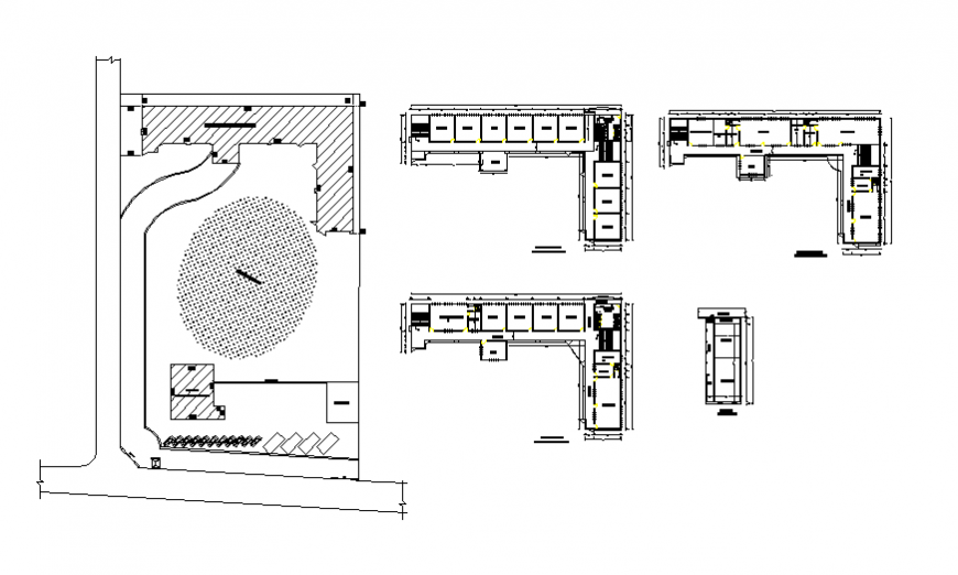 School planning layout file