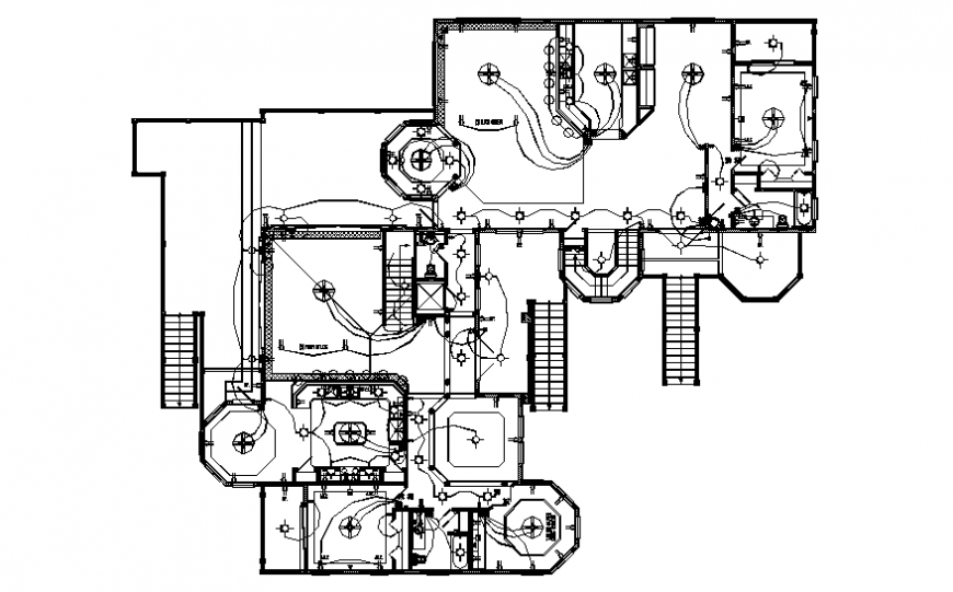 basement electrical layout plan details of house pdf file