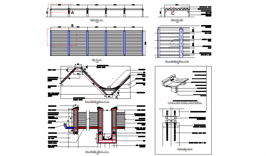 Section lift plan