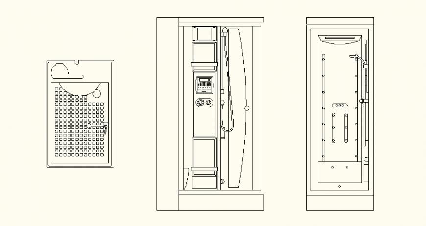 Shower Design detail layout file