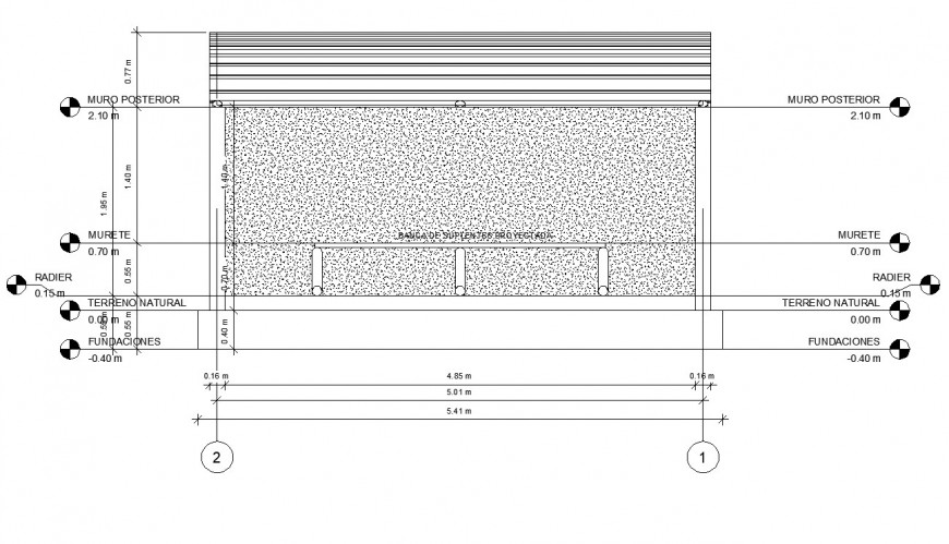 Shutter door detail 2d view CAD blocks layout file in autocad format