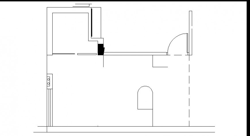 Spacing concept of House details