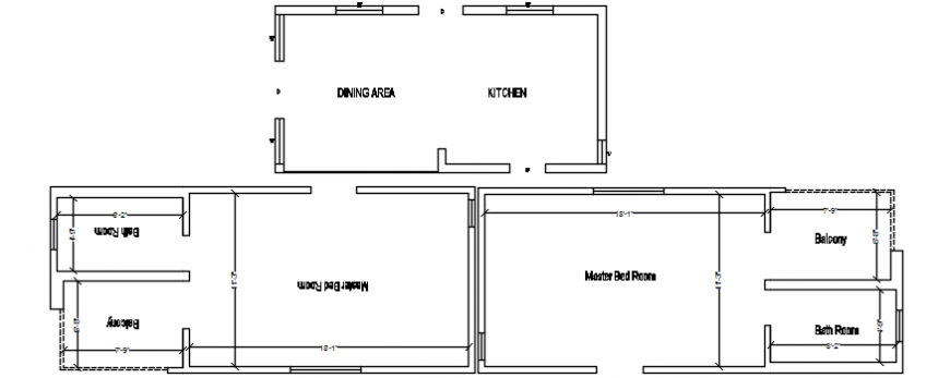 Spacing concept of house file concepts