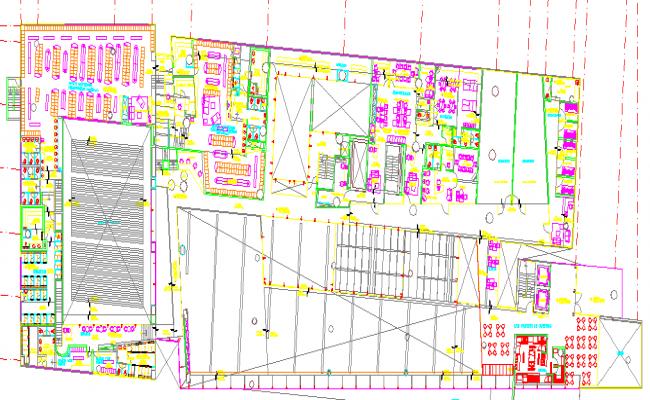 sports plant offices architecture design
