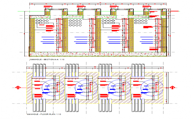 storm water drainage pipeline design