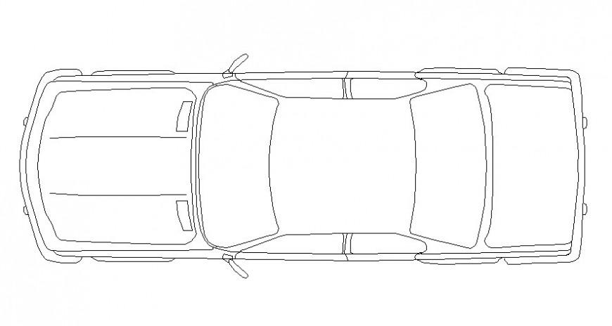 Transportation blocks details elevation 2d drawing dwg file