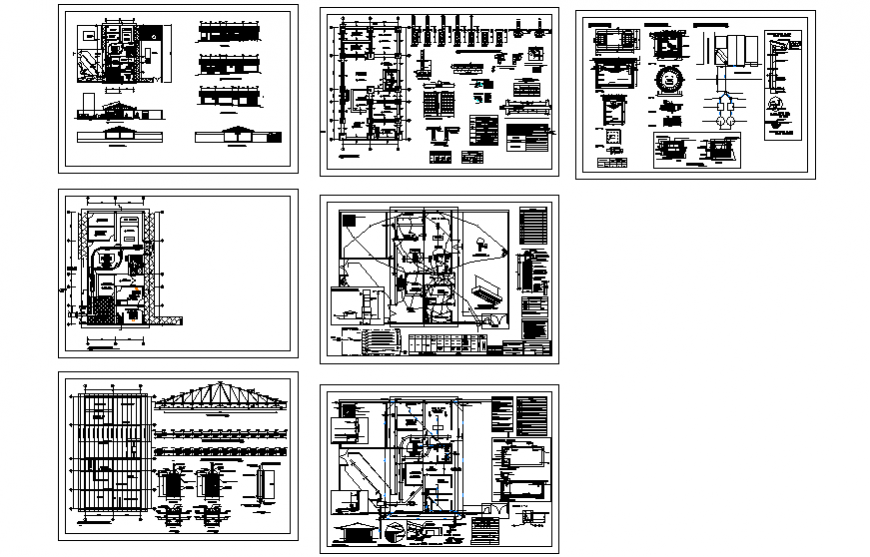 Veterinary laboratory detail drawing in dwg file.