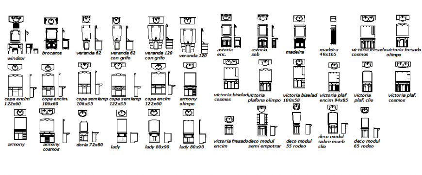 Windsor, brocante and veranda layout file