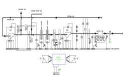 (CHWP) Chilled Water Pump Machine Working Design CAD File