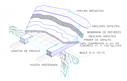 Water Proofing Detail