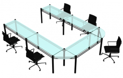 3d Meeting Table