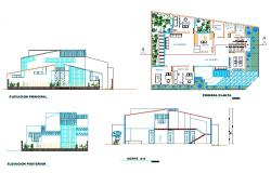 Health Centre Plan File