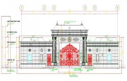 Main gate design