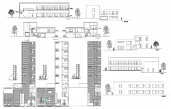Health centre project design