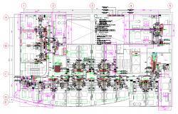 Tourist Hotel detail plan