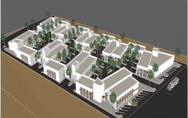 Commercial Centre Design